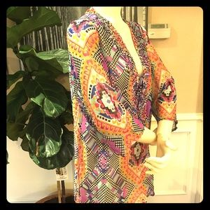 Raviya poolside / beach coverup, size M *NWT*